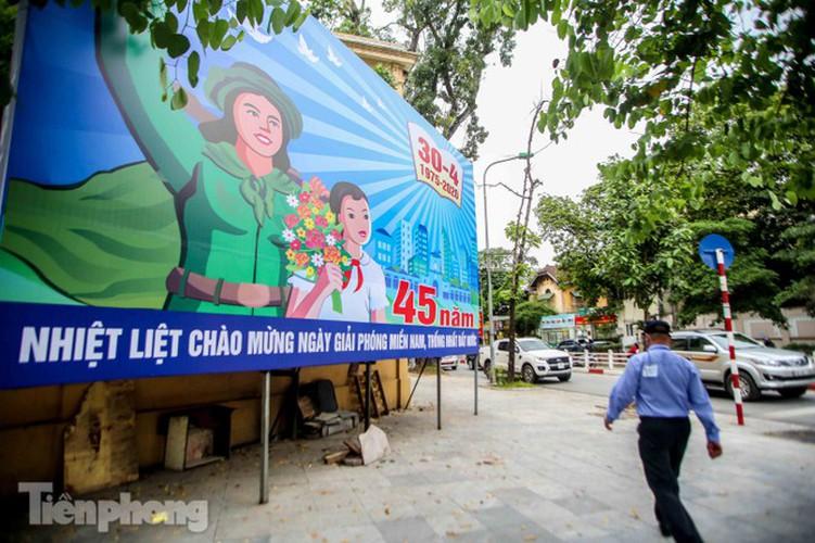 hanoi receives decorative makeover ahead of national holidays hinh 9