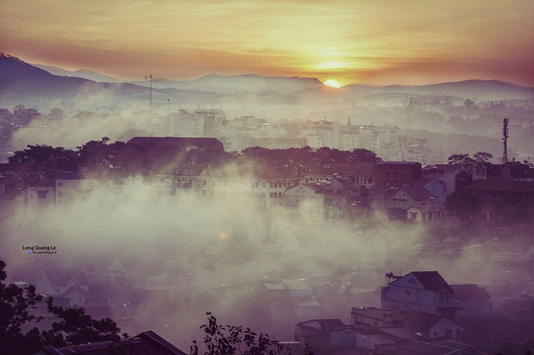 romantic da lat hidden in magnificent morning clouds hinh 6