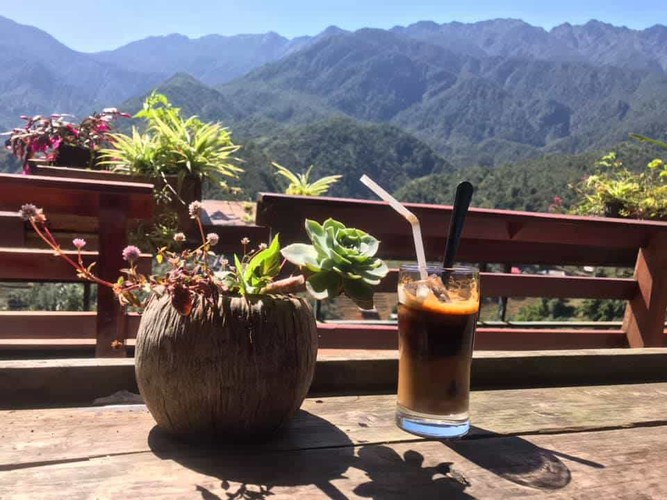 foreign website suggests leading coffee shops in sapa hinh 9