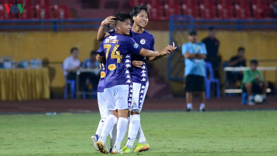 hanoi fc into quarter-finals of national cup 2020 hinh 5