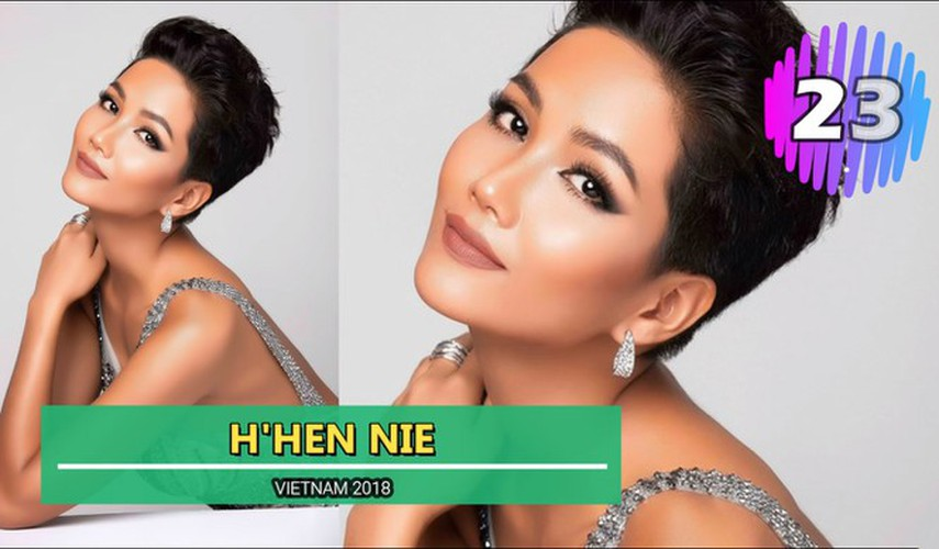 h'hen nie wins place among top 50 most beautiful women of past decade hinh 1