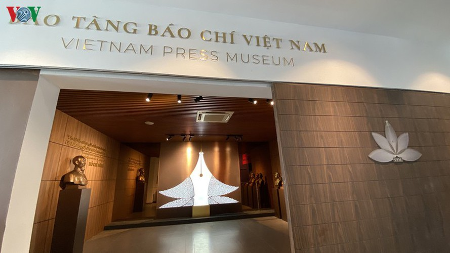 unique vietnam press museum to be inaugurated on june 19 hinh 1