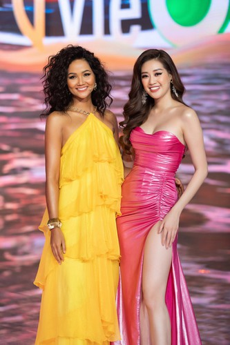 beauty queens return to fashion show following covid-19 epidemic hinh 10