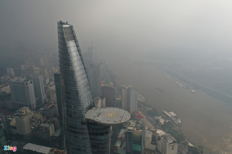 hcm city left gloomy amid heightened levels of air pollution hinh 2