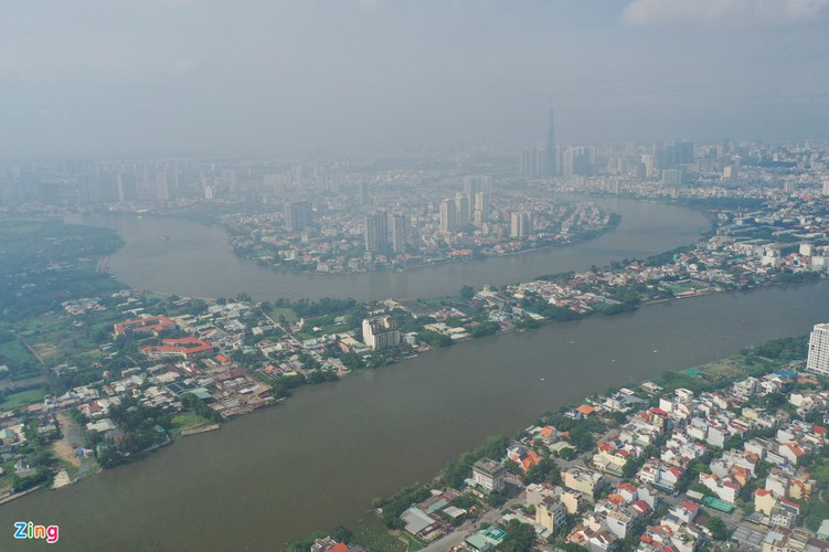 hcm city left gloomy amid heightened levels of air pollution hinh 7