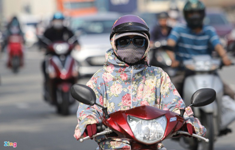 hcm city left gloomy amid heightened levels of air pollution hinh 9