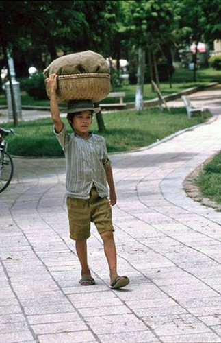 peaceful moments captured in scenes from 1990s hanoi hinh 7