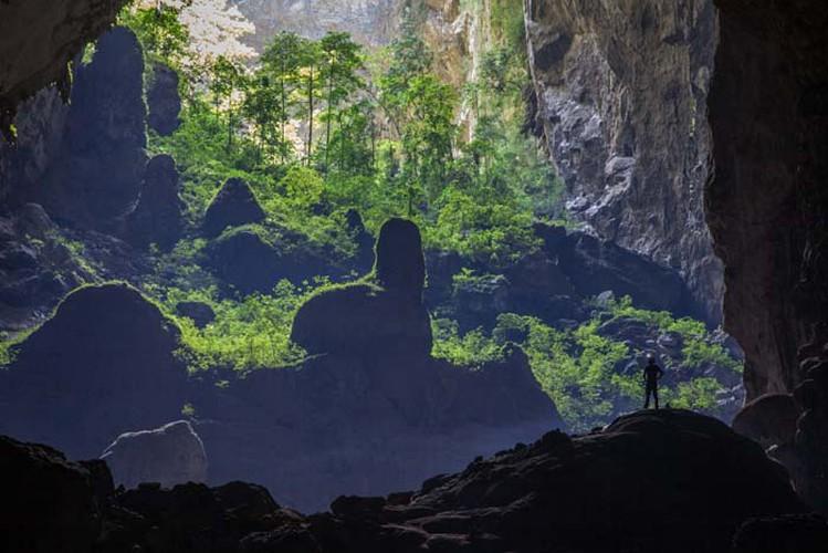 stunning images of son doong cave through australian explorer' lens hinh 11