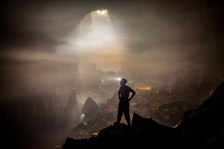 stunning images of son doong cave through australian explorer' lens hinh 4