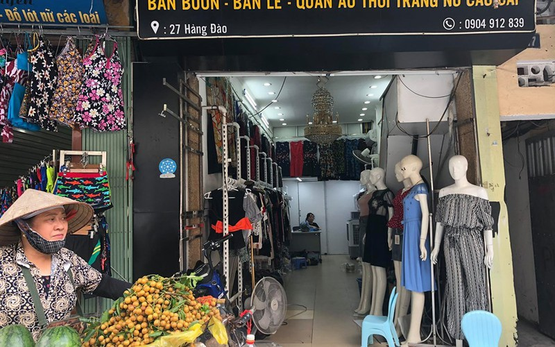 business outlook gloomy for firms based in old quarter of hanoi hinh 2