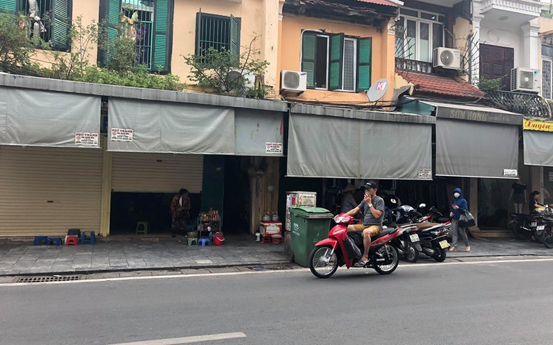 business outlook gloomy for firms based in old quarter of hanoi hinh 6