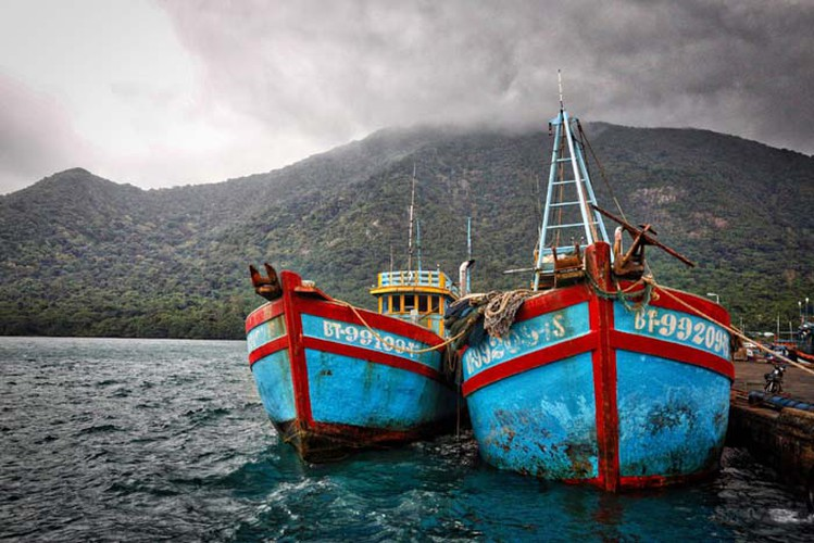 images of peaceful con dao island taken by foreign photographers hinh 7
