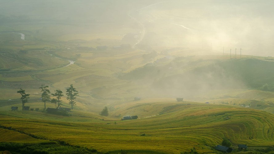 mu cang chai appears picturesque through lens of foreign photographers hinh 10