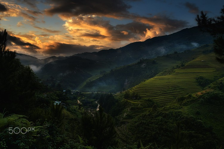 mu cang chai appears picturesque through lens of foreign photographers hinh 5