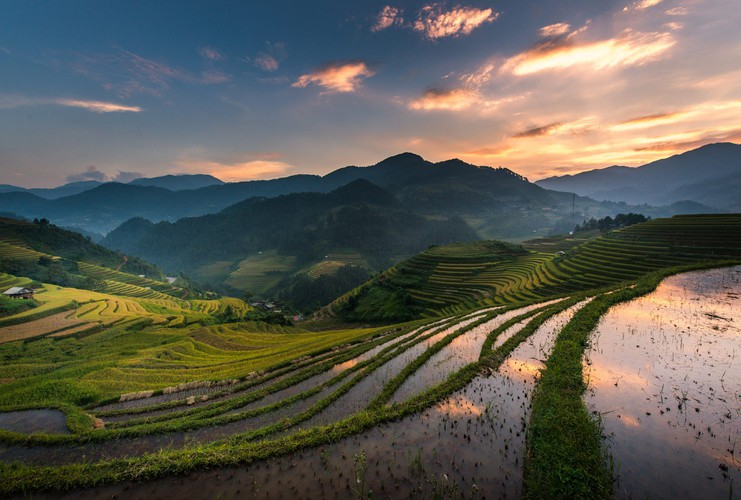 mu cang chai appears picturesque through lens of foreign photographers hinh 9