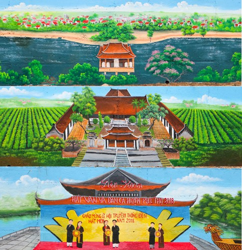 fascinating murals on show in hanoi hinh 8