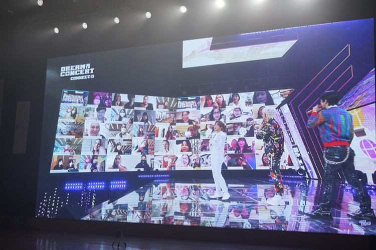 vietnamese youth thrilled by virtual k-pop show dream concert connect hinh 3