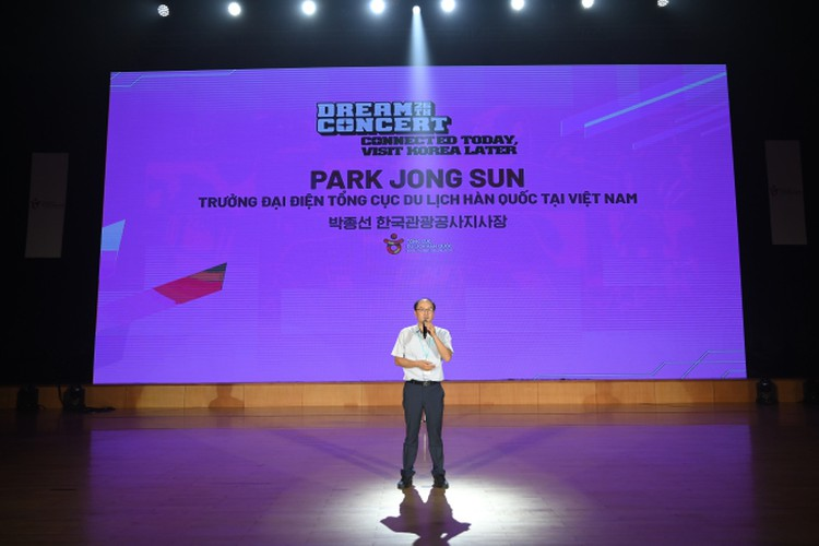 vietnamese youth thrilled by virtual k-pop show dream concert connect hinh 4