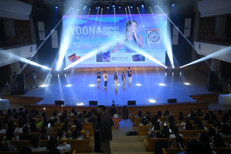 vietnamese youth thrilled by virtual k-pop show dream concert connect hinh 7