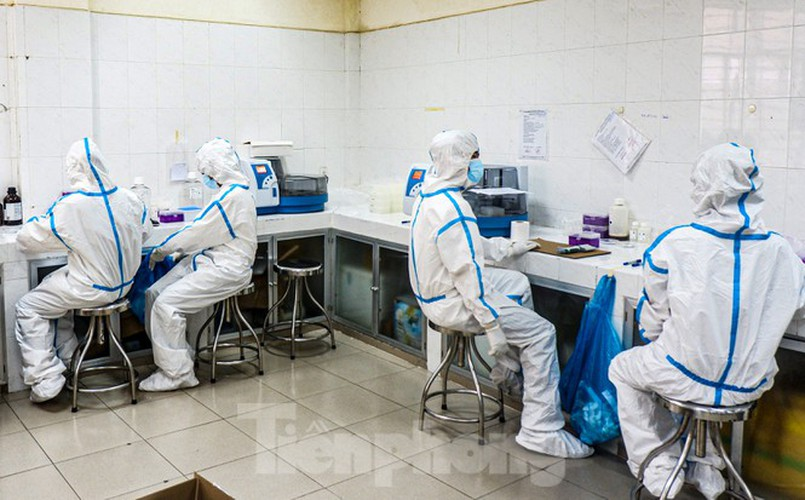 hard-working technicians at da nang lab seek covid-19 infection cases hinh 7