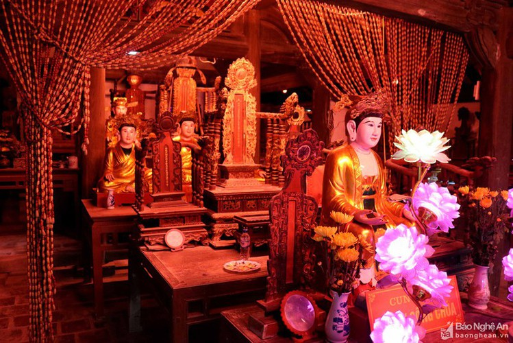 an insight into a century-old temple in nghe an hinh 10
