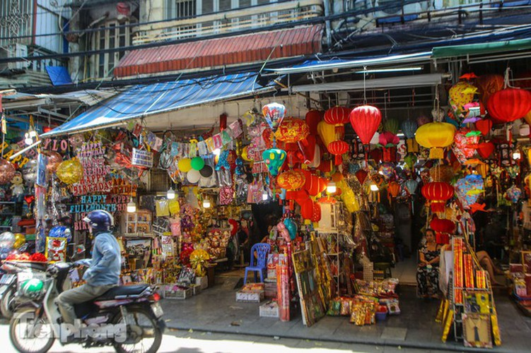 votive paper market appears quiet during 'ghost month' hinh 2