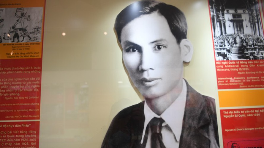 exhibition showcasing life of president ho chi minh opens to public hinh 2