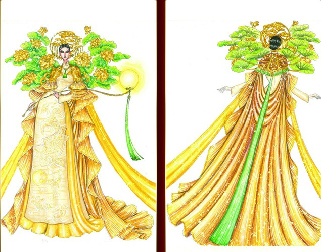 leading costume designs for khanh van at miss universe announced hinh 8