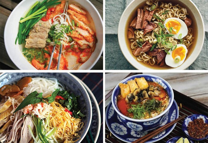 worldkings recognise five vietnamese culinary world records hinh 1