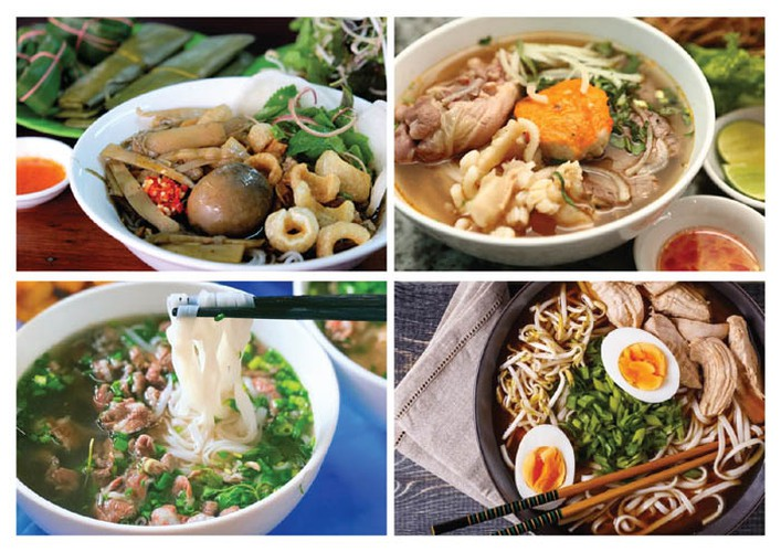 worldkings recognise five vietnamese culinary world records hinh 2