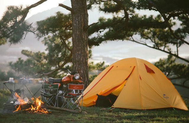 cloud hunting and camping prove popular with young travelers to da lat hinh 5