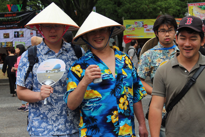 japanese audience get taste of vietnamese culture at festival 2019 hinh 6
