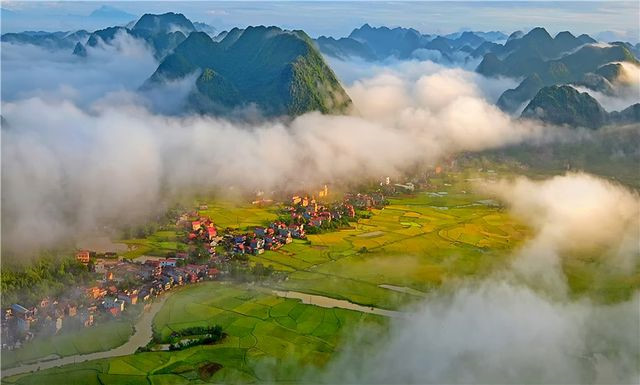 dramatic images showcase vietnam's beautiful landscapes hinh 14