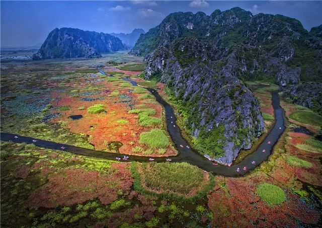dramatic images showcase vietnam's beautiful landscapes hinh 18