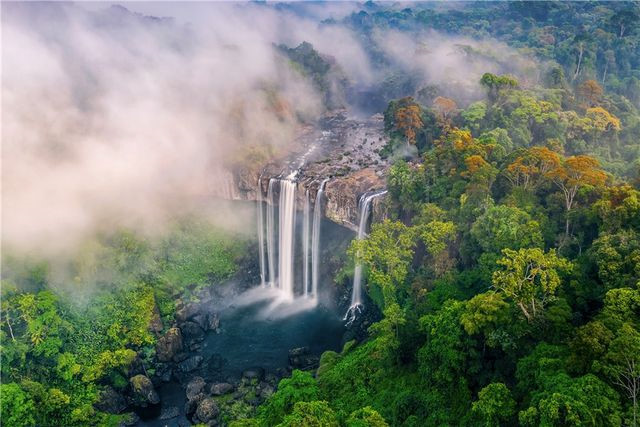 dramatic images showcase vietnam's beautiful landscapes hinh 1