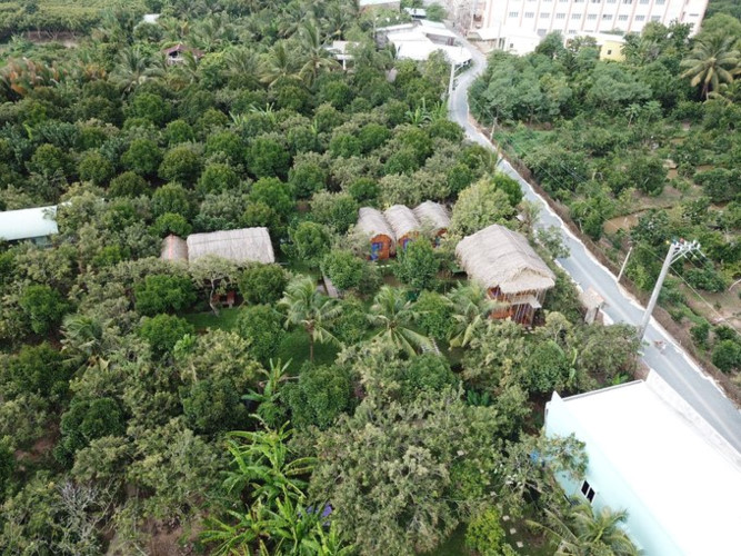 homestay popular among visitors in tien giang hinh 1