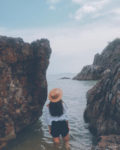 discovering unspoiled beauty of cai chien island in quang ninh hinh 5