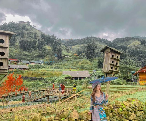 exploring stunning cat cat village in sapa hinh 6