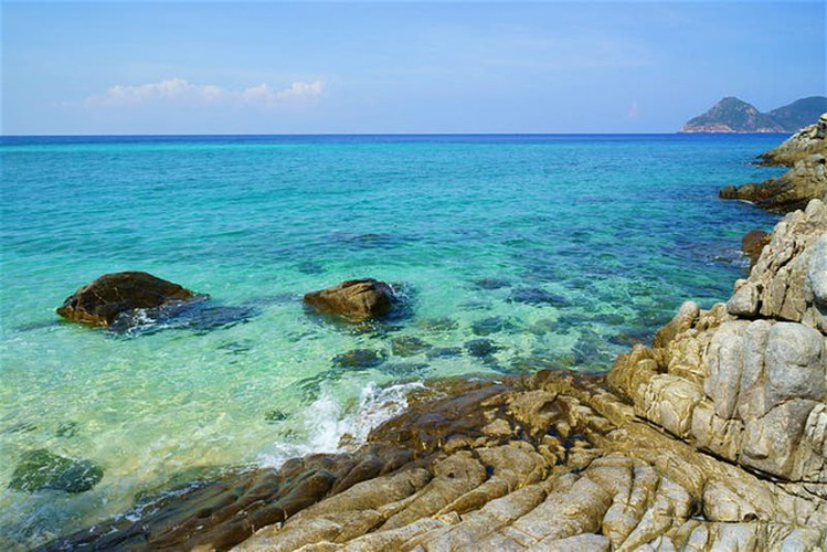 con dao named among best places with bluest water in the world hinh 5