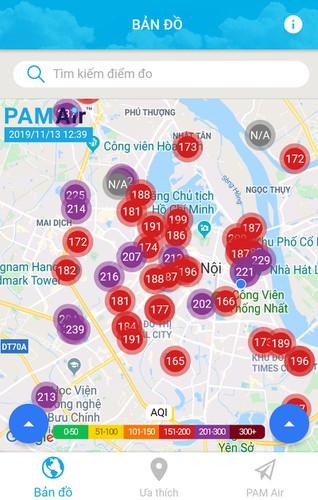 hanoi's air quality worsens once again hinh 1
