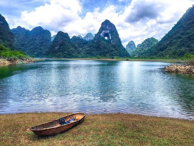 nui thung mountain - new check-in point in cao bang for young travelers hinh 4