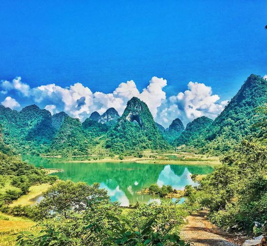 nui thung mountain - new check-in point in cao bang for young travelers hinh 5