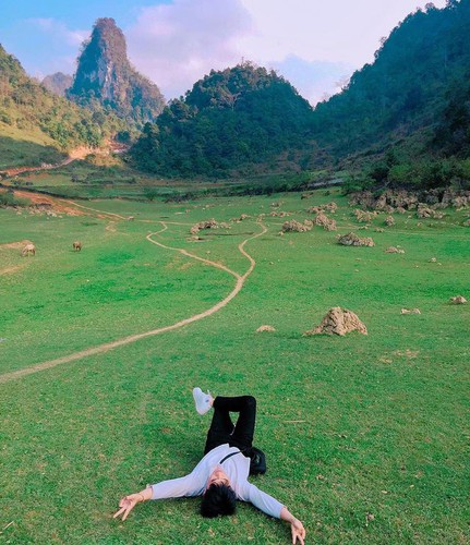 nui thung mountain - new check-in point in cao bang for young travelers hinh 7