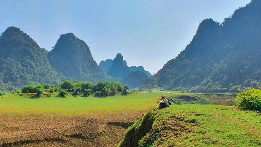 nui thung mountain - new check-in point in cao bang for young travelers hinh 9