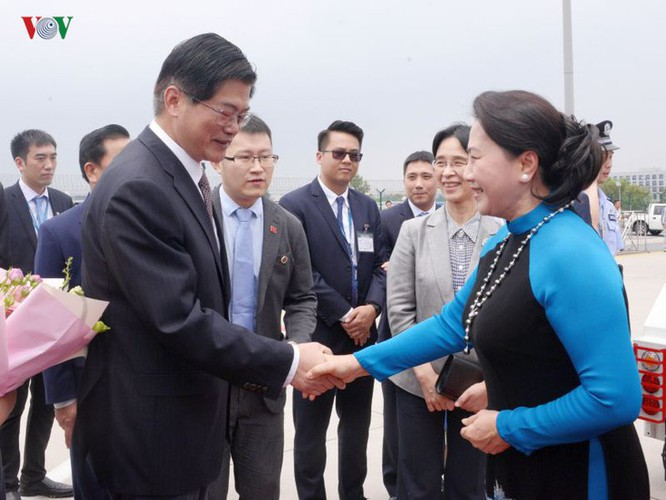 party and state leaders' overseas visits in 2019 hinh 15
