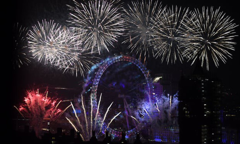 jubilant scenes as revelers around the world celebrate the new year hinh 9