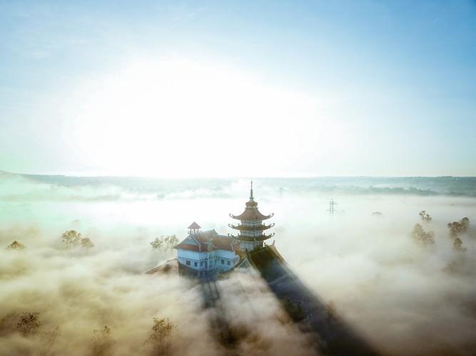 exploring ancient buu minh pagoda in gia lai hinh 1