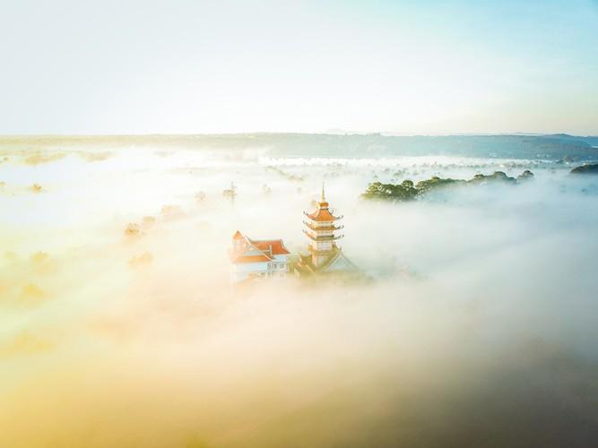 exploring ancient buu minh pagoda in gia lai hinh 2