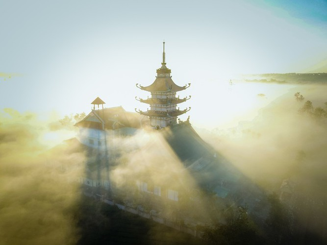 exploring ancient buu minh pagoda in gia lai hinh 3