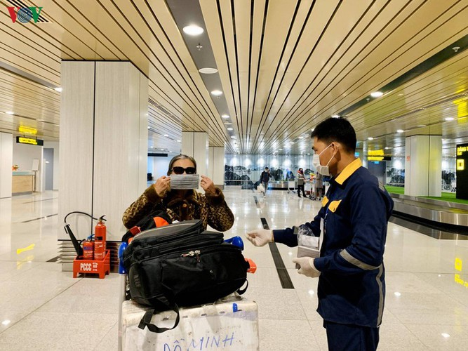 van don airport prepares for arrival of vietnamese citizens from ncov epidemic areas hinh 3